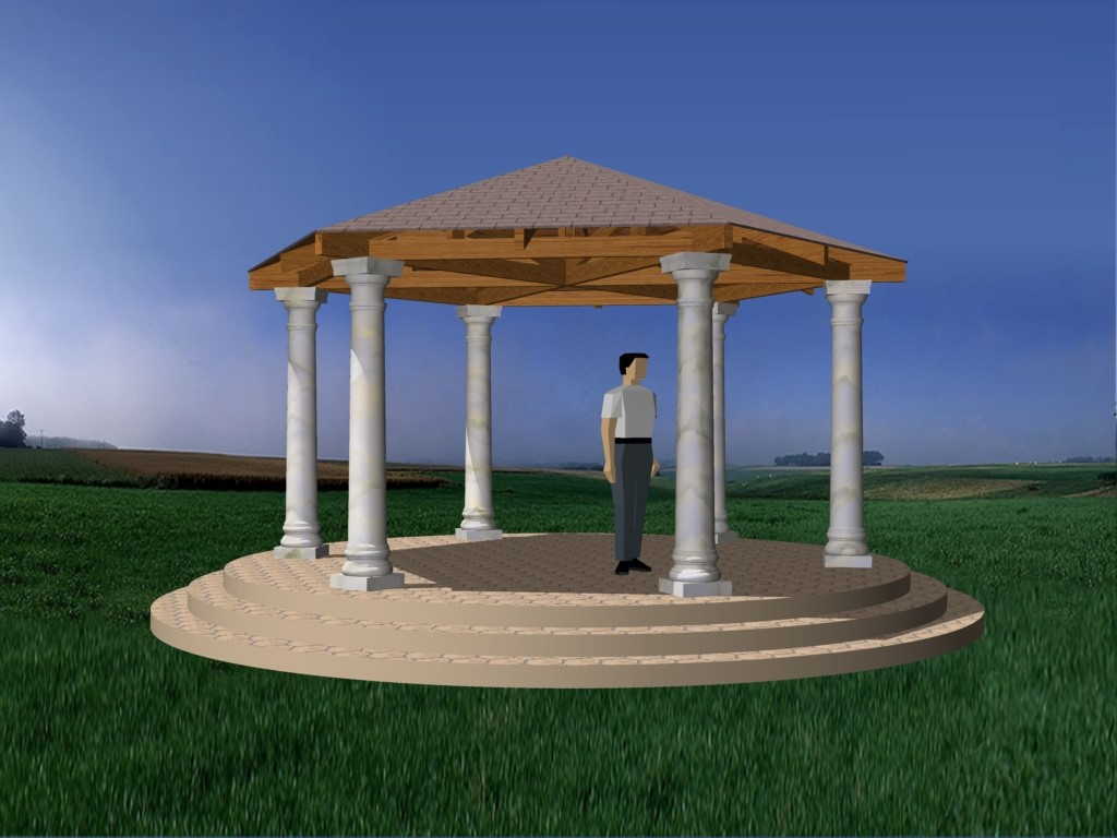 Proiect foisor lemn